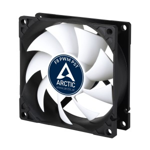 ARCTIC F8 PWM PST 80mm 4-pin ventilator