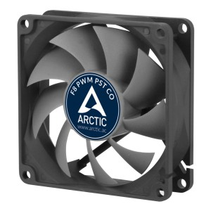 ARCTIC F8 PWM PST CO 80mm 4-pin ventilator