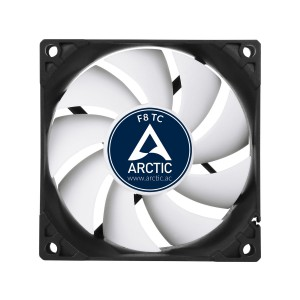 ARCTIC F8 TC 80mm 3-pin ventilator