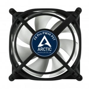 ARCTIC F8 PRO PWM PST 80mm 4-pin ventilator z zaščito
