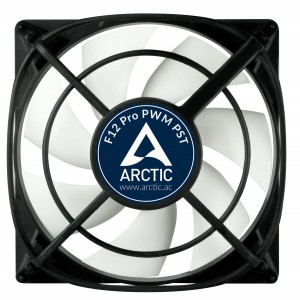 ARCTIC F120 PRO PWM PST 120mm 4-pin ventilator z zaščito