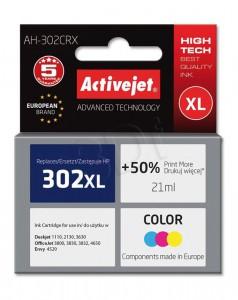 ActiveJet barvno črnilo HP 302XL F6U67AE