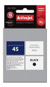 ActiveJet črno črnilp HP 45 51645A
