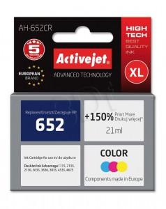 ActiveJet barvno črnilo HP 652 F6V24AE