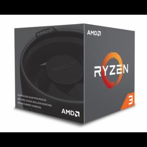 AMD Ryzen 3 1200 procesor z Wraith Stealth hladilnikom