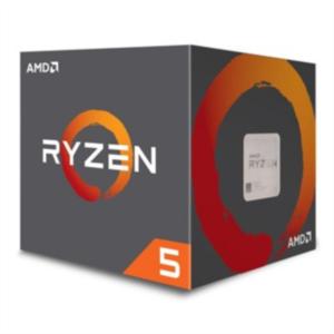 AMD Ryzen 5 1500X procesor z Wraith Spire 65W hladilnikom