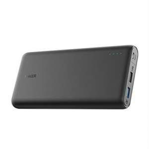 Anker PowerCore Speed 20.000 mAh QC 3.0 dual port powerbank črn