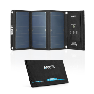 Anker Solar Charger Dual USB 21W