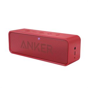 Anker SoundCore 6W prenosni Bluetooth 4.0 zvočnik rdeč