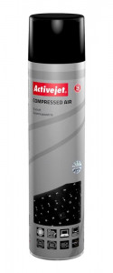ActiveJet kompresiran zrak za čiščenje, 600 ml