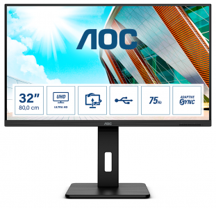 "AOC U32P2 31,5"" 4k monitor"