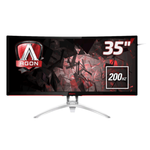 AOC AGON AG352Qcx 35'' MVA ukrivljen gaming monitor