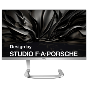 AOC PDS241 23,8'' IPS monitor - design by F.A. Porsche