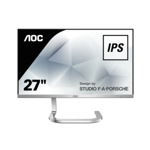 AOC PDS271 27'' IPS monitor - design by F.A. Porsche