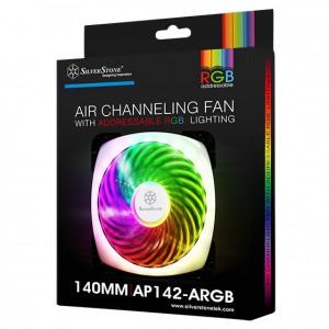 Silverstone AP142 140mm RGB ventilator