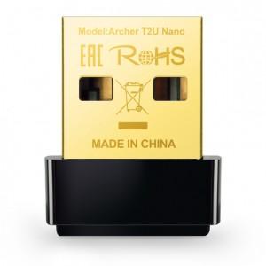 TP-Link AC600 brezžični USB Adapter Archer T2U Nano
