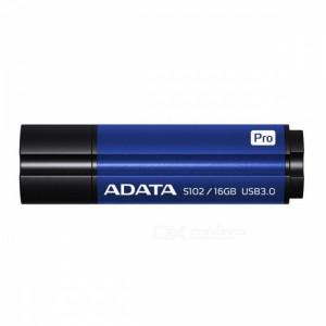 A-DATA S102 PRO 16GB USB3.1 TITANIUM moder spominski ključek