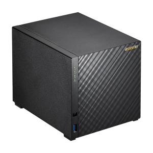 ASUSTOR NAS ZA 4 × HDD AS3204T V2