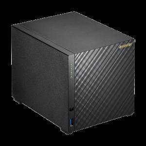 ASUSTOR NAS ZA 4 × HDD AS3204T V2