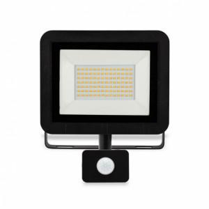 ASALITE LED reflektor 50W 4500K, 4000Lm + senzor