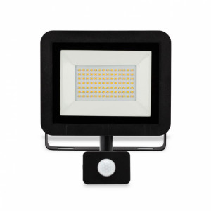 ASALITE LED reflektor 50W 6500K, 4000Lm + senzor