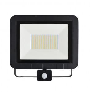 ASALITE LED reflektor 100W 6500K, 8000Lm + senzor
