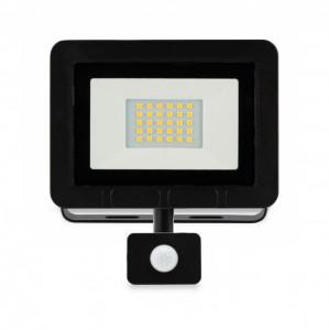 ASALITE LED reflektor 20W 6500K, 1600Lm + senzor