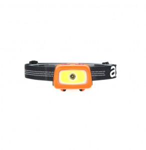 ASALITE naglavna LED svetilka 3W, oranžna