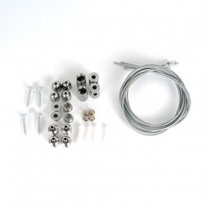 ASALITE set obešal za visečo montažo LED panela 60x60cm