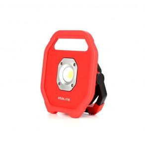 ASALITE LED reflektor 10W, 1100Lm, polnilni