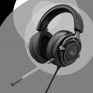 AOC GH200 gaming slušalke z mikrofonom