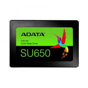 """SSD 120GB ADATA 2,5"""" (6.3cm) SATAIII SU650 3D NAND (TLC)"""