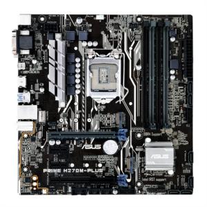 ASUS PRIME H270M-PLUS, DDR4, SATA3, HDMI, USB3.1Gen1, LGA1151 mATX