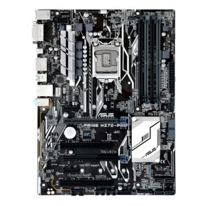 ASUS PRIME H270-PRO, DDR4, SATA3, DP, USB3.1Gen1, LGA1151 ATX