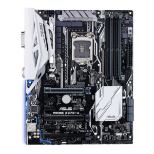 ASUS PRIME Z270-A, DDR4, SATA3, USB3.1, DP, M.2, LGA1151 ATX