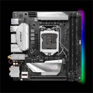 ASUS STRIX Z370-I GAMING, DDR4, SATA3, USB3.1Gen2, DP, WiFi, LGA1151 mini ITX