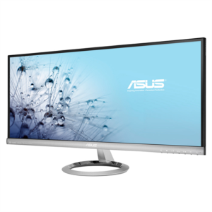 ASUS MX299Q 29'' Ultrawide IPS LED monitor, 80000000:1 ASCR, 5ms, DisplayPort