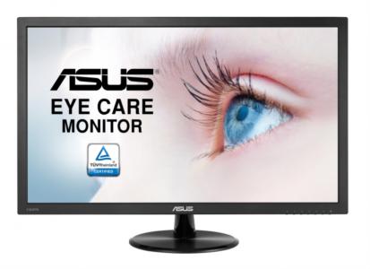 ASUS VP247HA 23,6'' Full HD LED monitor, 100000000:1 ASCR, HDMI, zvočniki
