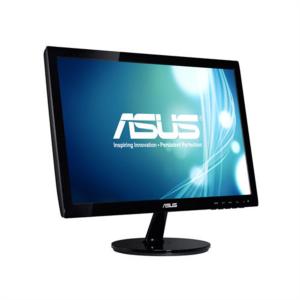 ASUS VS197DE 18,5'' LED monitor, 50000000:1 ASCR, 5ms, VGA
