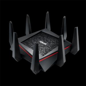 ASUS RT-AC5300 Gigabit Tri-Band AC5300 brezžični usmerjevalnik, 802.11ac/a/g/b/n, 5334Mbps