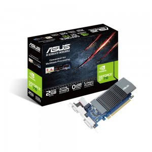 Grafična kartica ASUS GeForce GT 710, 2GB GDDR5, PCI-E 2.0