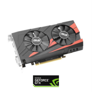 Grafična kartica ASUS GeForce GTX 1050 Ti OC Expedition, 4GB GDDR5, PCI-E 3.0