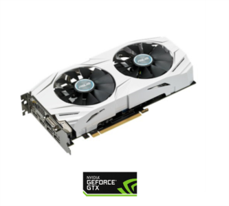 Grafična kartica ASUS GeForce GTX 1060, 6GB GDDR5, PCI-E 3.0