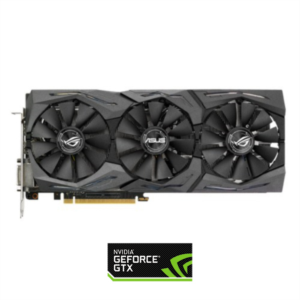 Grafična kartica ASUS GeForce GTX 1070 OC STRIX, 8GB GDDR5, PCI-E 3.0