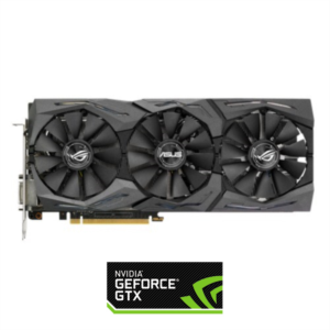 Grafična kartica ASUS GeForce GTX 1080 STRIX, 8GB GDDR5X, PCI-E 3.0