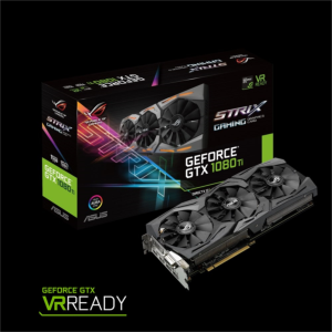 Grafična kartica ASUS GeForce GTX 1080 Ti STRIX, 11GB GDDR5X, PCI-E 3.0