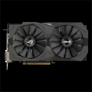 Grafična kartica ASUS Radeon RX 570 STRIX OC, 4GB GDDR5, PCI-E 3.0