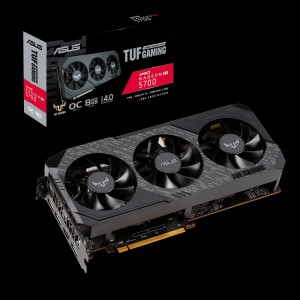 Grafična kartica ASUS TUF Radeon RX 5700 GAMING X3 OC, 8GB GDDR6, PCI-E 3.0
