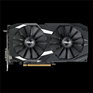 Grafična kartica ASUS Radeon RX 580 OC DUAL, 4GB GDDR5, PCI-E 3.0