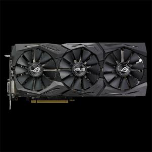 Grafična kartica ASUS Radeon RX 580 STRIX OC, 8GB GDDR5, PCI-E 3.0
